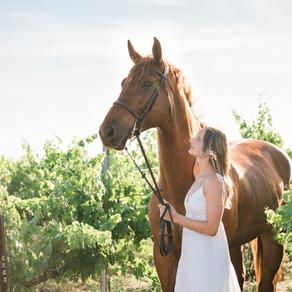 Makaila & Cortez | Temecula | Horse and Rider Session