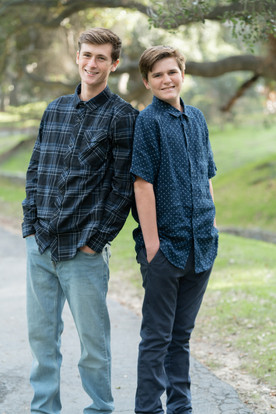 Fallbrook family photography