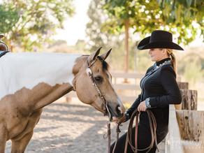 Western Pleasure Horse and Rider Photos | San Diego