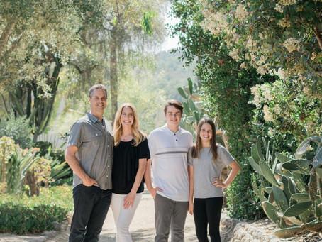 Stackle Family Portraits | Leo Carillo Ranch Historic Park