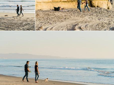 Carlsbad Beach Proposal | South Cardiff State Beach