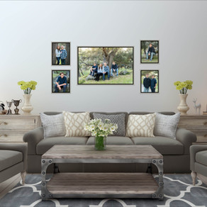 Fallbrook Family Portraits | Live Oak Park, Fallbrook