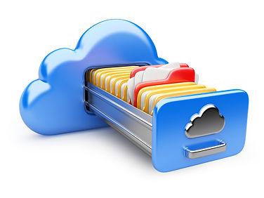 Cloud based process change