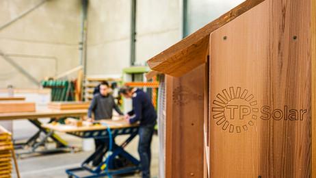 Samenwerking met Woodmill voor productie bijenhotels