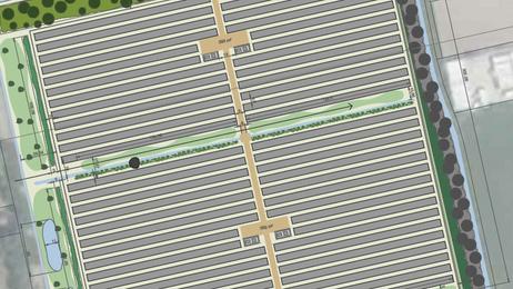 Omgevingsvergunning Zonnepark Lungendonk