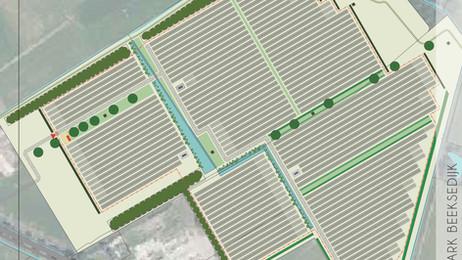 Omgevingsvergunning Zonnepark Beeksedijk Goirle