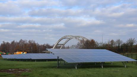 Zonnepark Berkelweide in Lochem in bedrijf