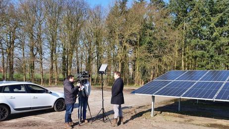 Duurzame-energie special van RTL Z – 'De Barometer'