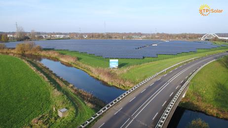 VIDEO: Zonnepark Berkelweide als testomgeving