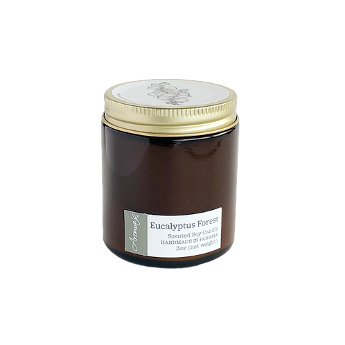 Eucalyptus Forest Soy Candle