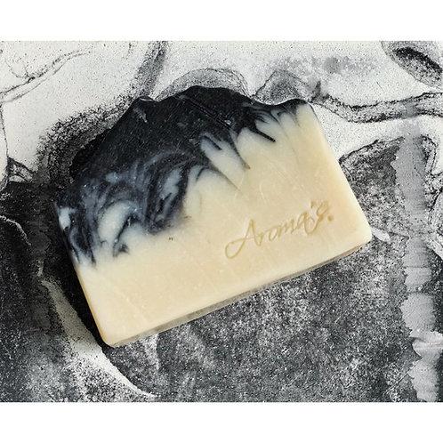 Jabón de Peppermint y Carbon activado