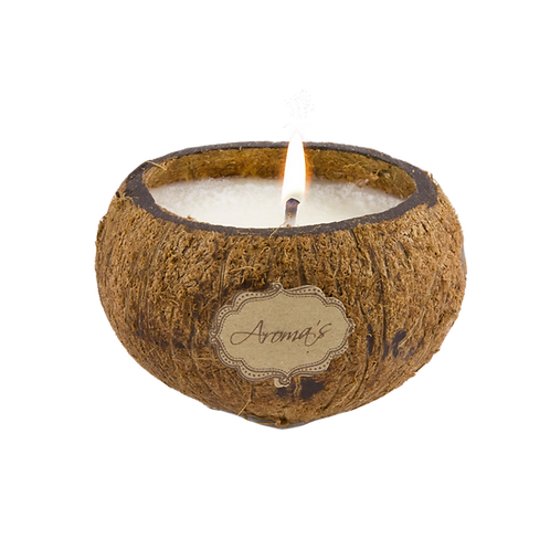 Aromas Coco Soy Candle
