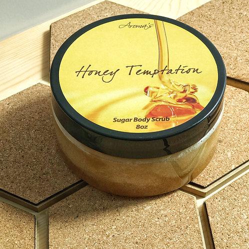 Body Scrub Honey