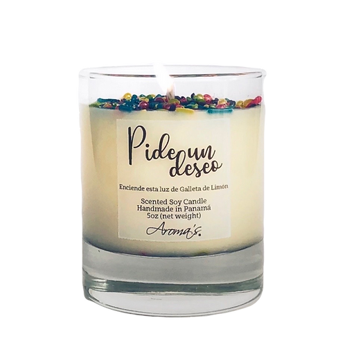 Pide un deseo Soy Candle