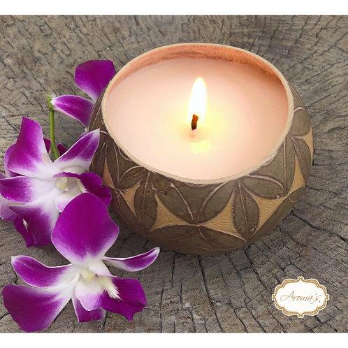 Aromas Totuma Soy Candle