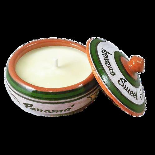 Ollita de Arcilla Soy Candle