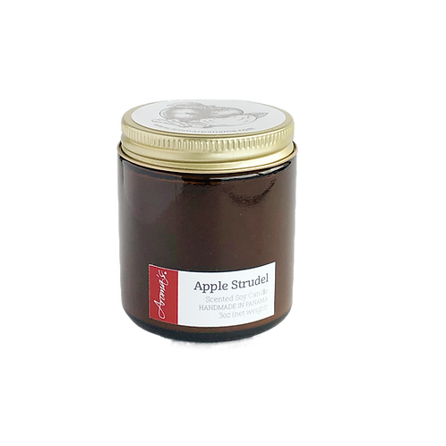 Apple Strudel Soy Candle