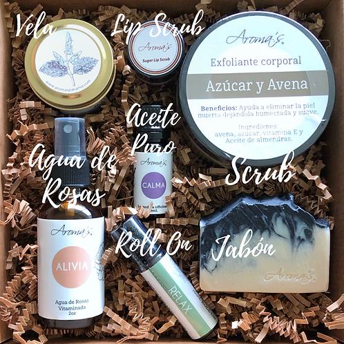 Box Premium Aromático