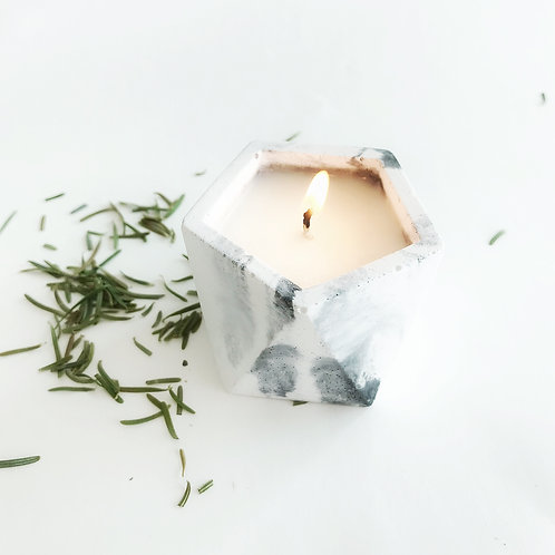 Aromas Brutal Soy Candle