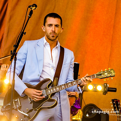 The Last Shadow Puppets at Glastonbury 2016
