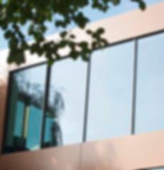 KELLER-STEEL HOUSE Minimal windows Highline
