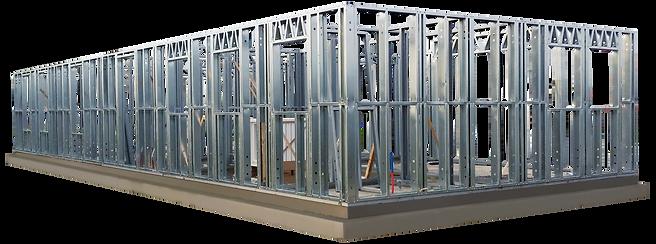 Ossature métallique STEEL HOUSE