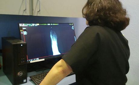 Rezendes Podiary Clinics Digital X-Ray