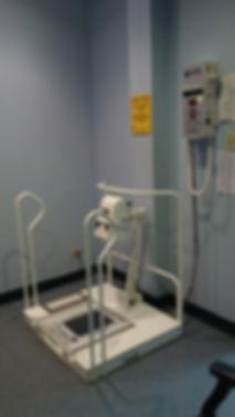 Rezendes Podiatry Clinics Digital X-Ray Machine