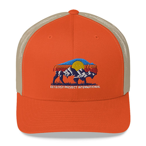Bison Trucker Cap
