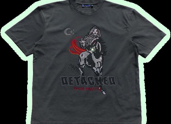 Thrill Rider Rhinestone T-shirt