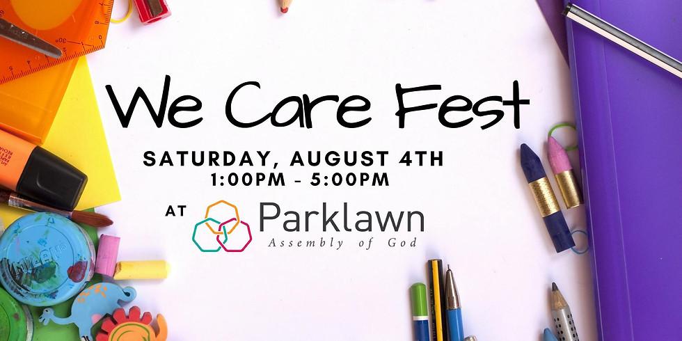 We Care Fest