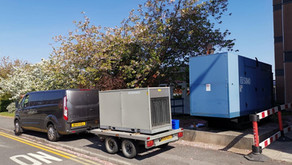 North West NHS Hospital Emergency Generator Fault Fixed!