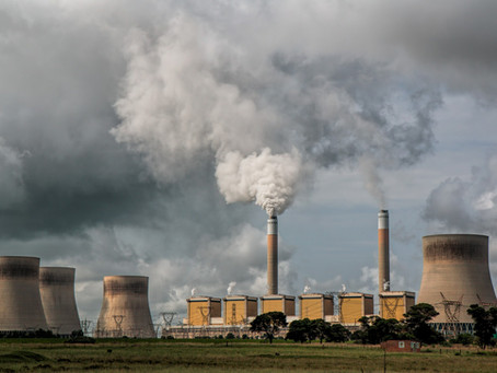 Coal coming back into the UK energy mix?