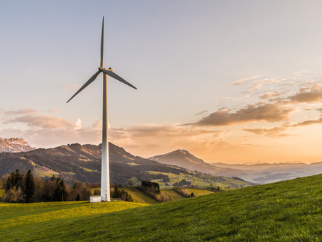 UK renewable energy growth in line with Global average