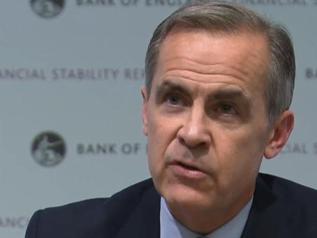 Will failing to adapt to climate change result in businesses going bankrupt? - Mark Carney thinks so