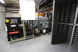 Ingram Stockport underground Install