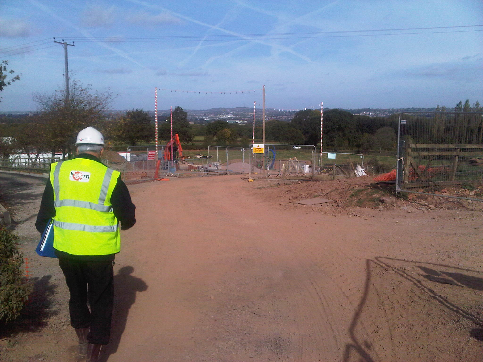 Ingrams site surveys