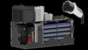 iPower Generation EV charging