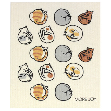 Cats' nap - discloth