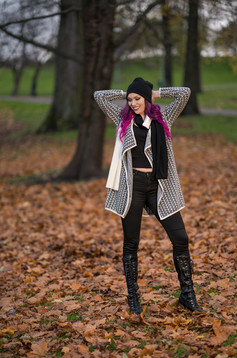 Knit - jacket and other accessories