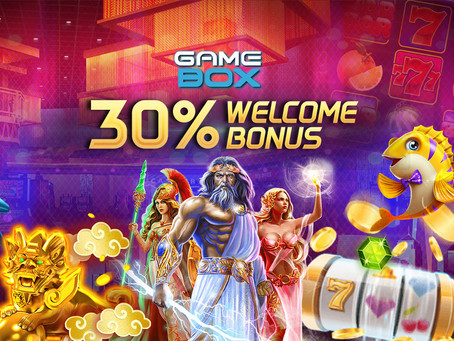 30% Welcome Bonus