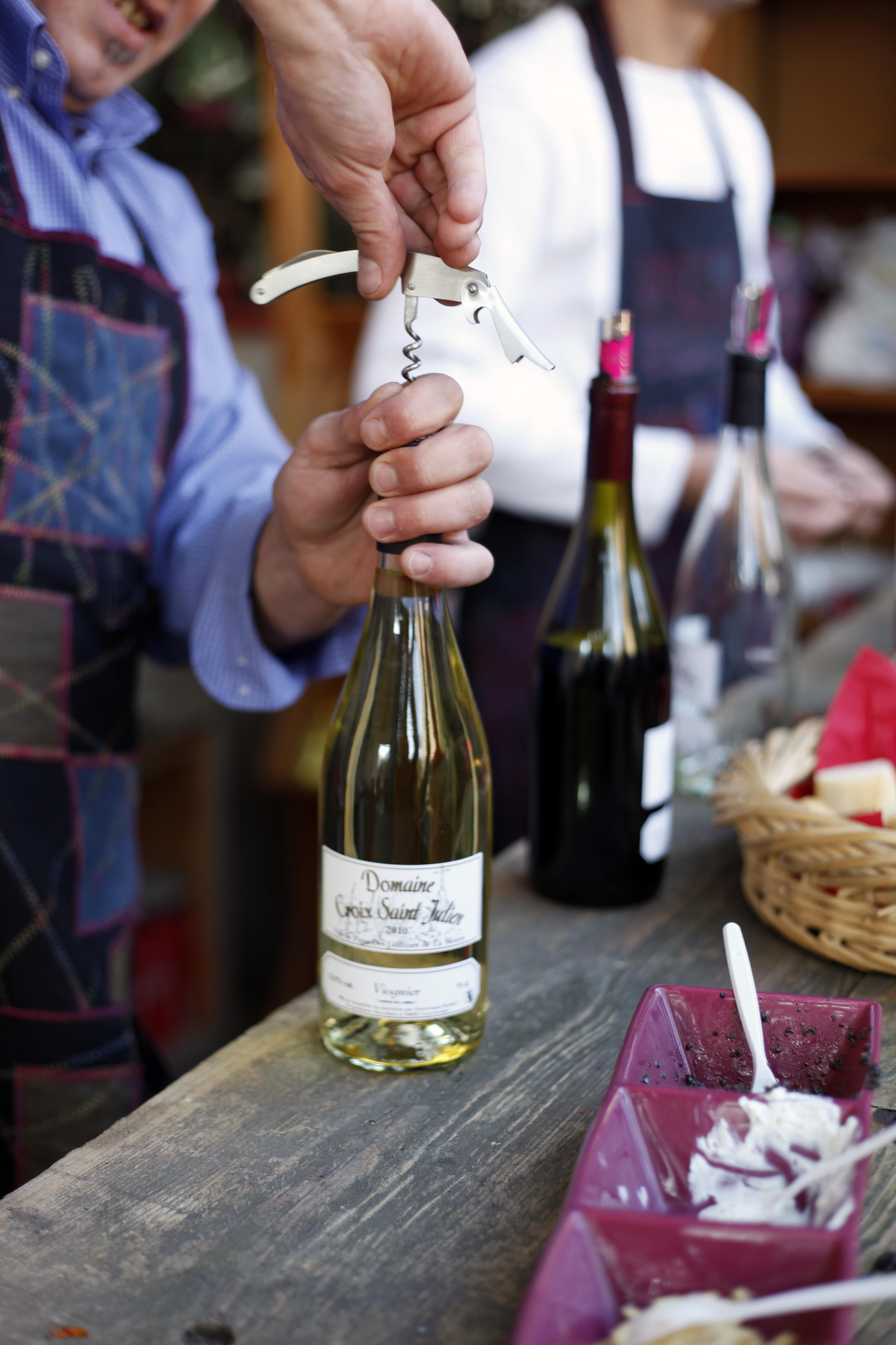 fête des vignes caveau