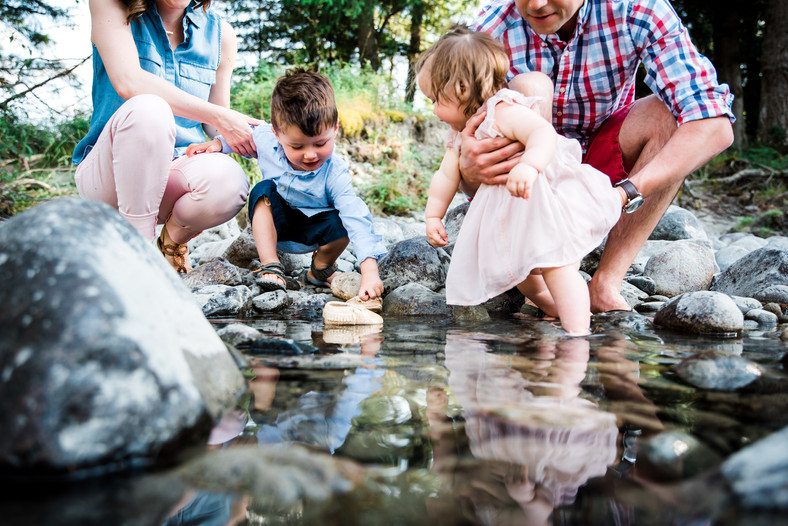 family lifestyle session | tanner landing park