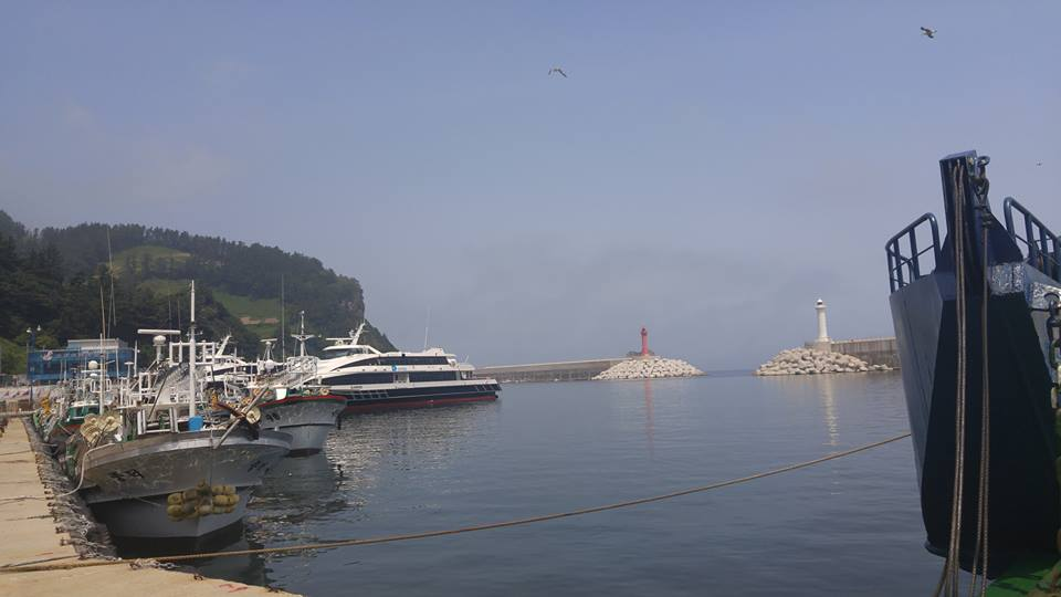 Dokdo Boat