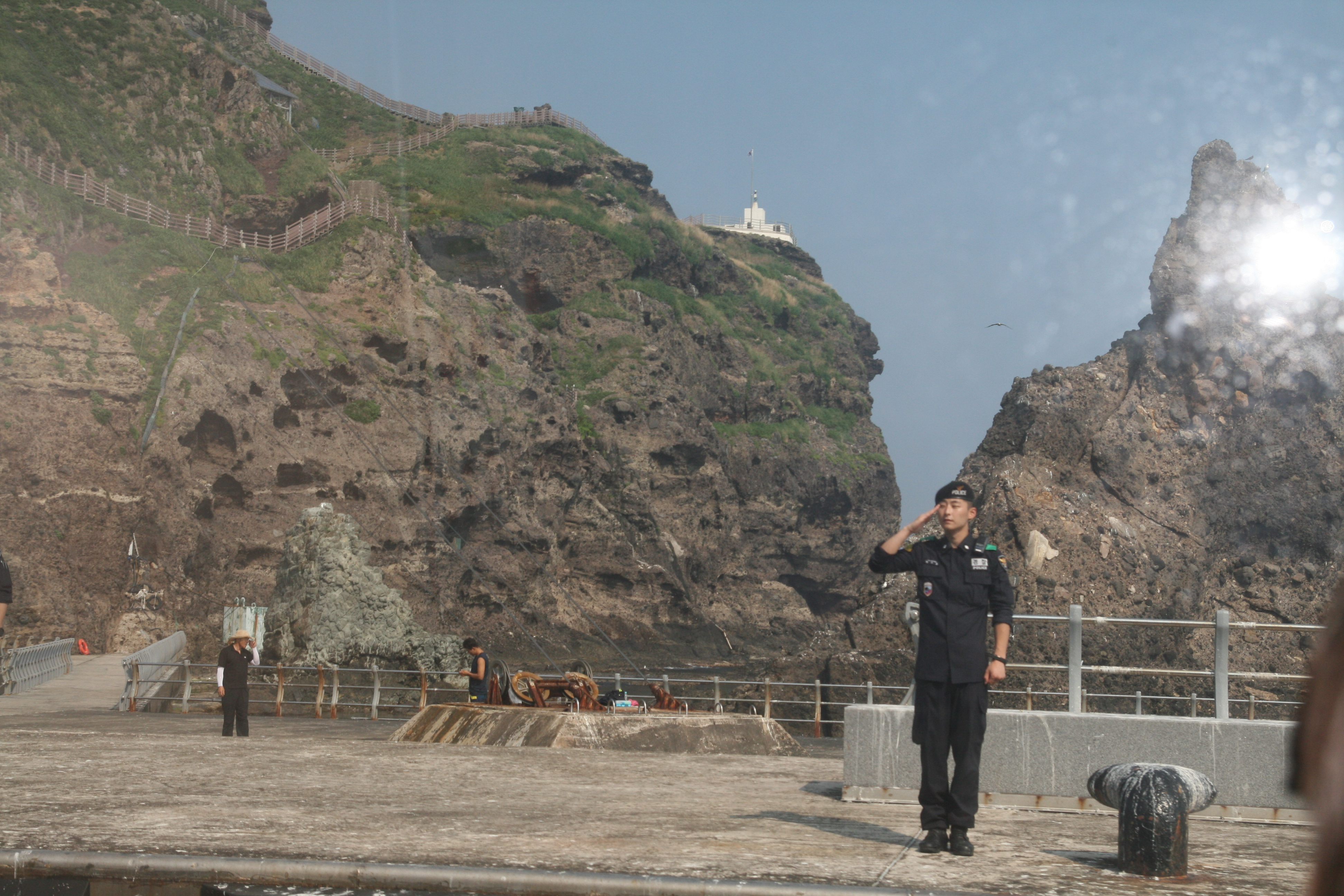 Welcome to Dokdo