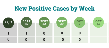 COVID-19 Case Dashboard: October 7