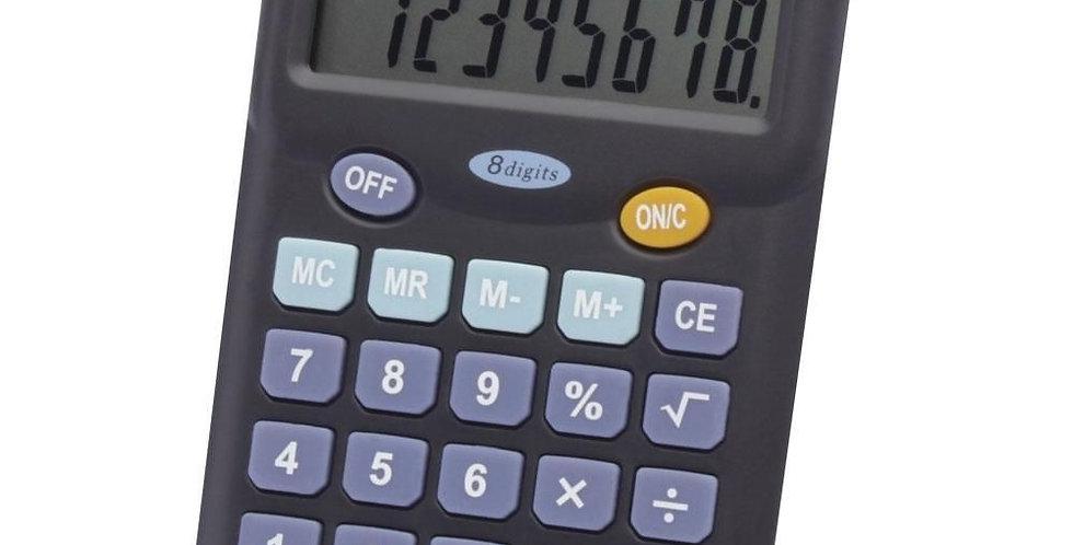 Calculadora Maxprint 8 Digitos Pessoal MXC81