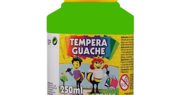 Tinta Guache 250 Ml Verde Folha Acrilex