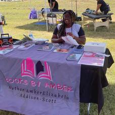 Author AmberElizabeth Addison-Scott