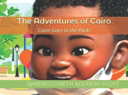 The Adventures of Cairo: Cairo Goes to the Park!